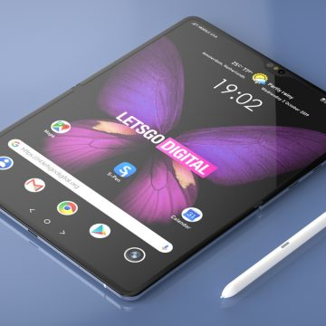 Samsung Galaxy Fold 2 S Pen Support