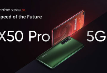 Realme X50 Pro 5G Snapdragon 865 First Flagship Killer 2020