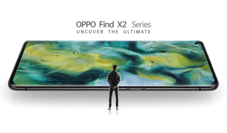 Oppo Find X2 and Find X2 Pro Official