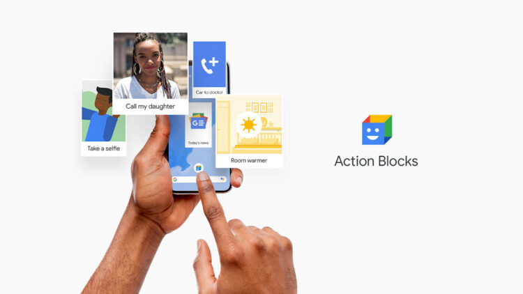 Action Blocks And More Accessibility Tools By Google 000