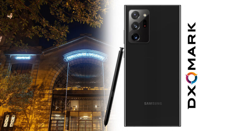 Samsung Galaxy Note 20 Ultra Review By DxOMark